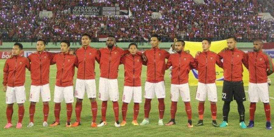 Efek Kemenangan Atas Malaysia, Indonesia Naik Drastis di Ranking FIFA