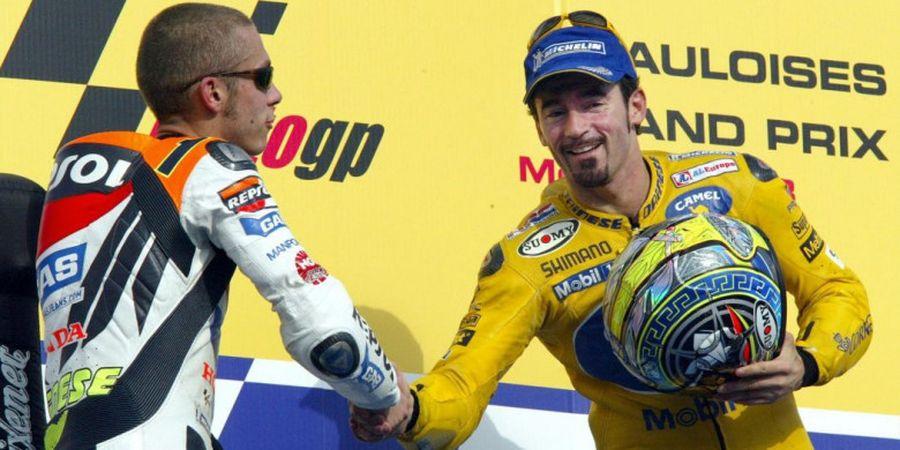 Kekalahan di Tahun 2004 Masih Bikin Max Biaggi Kecewa Hingga Sekarang