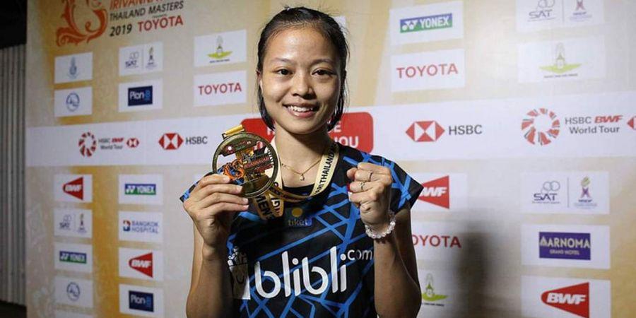 Fitriani Harapkan Bisa Konsisten Usai Thailand Masters 2019