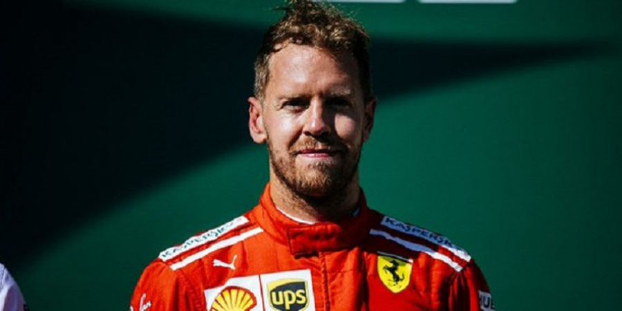 Bersama Ferrari, Sebastian Vettel Bagai Berada di Dalam Panci Presto