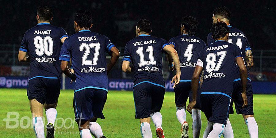 Arema FC Masih Diskusikan Undangan Piala Gubernur Kaltim, Ini Alasannya