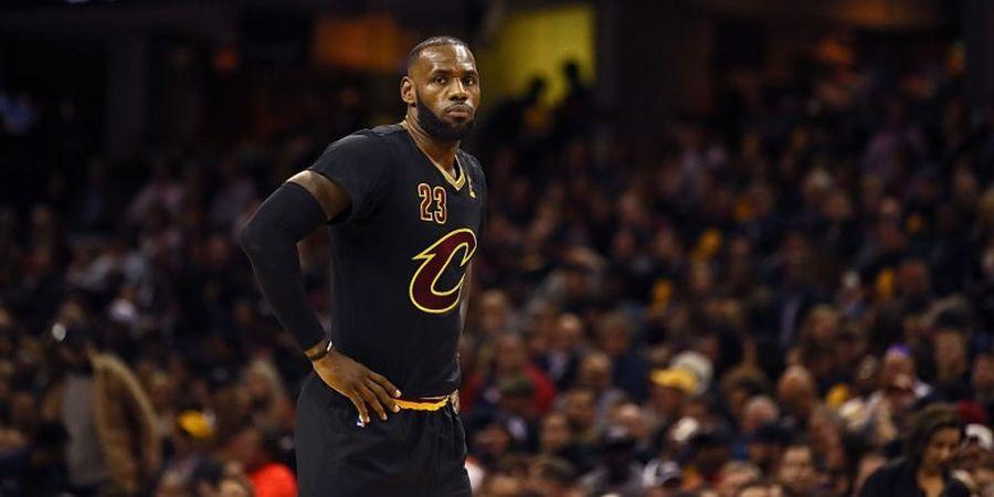 LeBron James Bicara Soal Peluang Duet dengan Dwyane Wade di Cavaliers