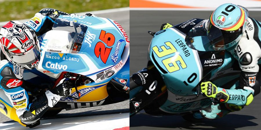 Update Line-Up Rider MotoGP Usai Joan Mir ke Suzuki