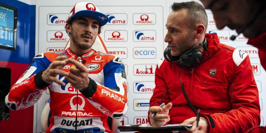 Buntuti Jorge Lorenzo dan Andrea Dovizioso, Murid Valentino Rossi Dapat Pencerahan