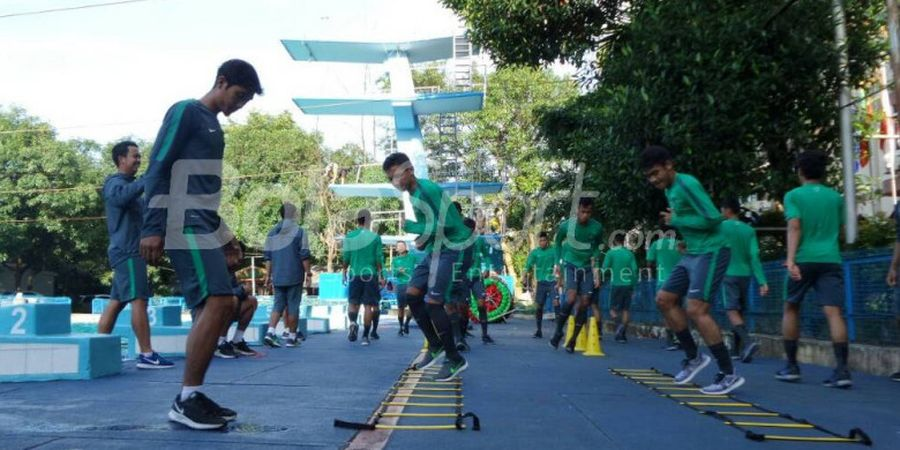 Piala AFF U-18 - Indra Sjafri Tidak Mau Kekhawatiran Ini Datang Jelang Lawan Thailand di Semifinal