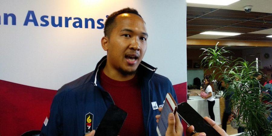 Arki Dikania Wisnu dan Pengalaman Pertamanya pada Asian Games