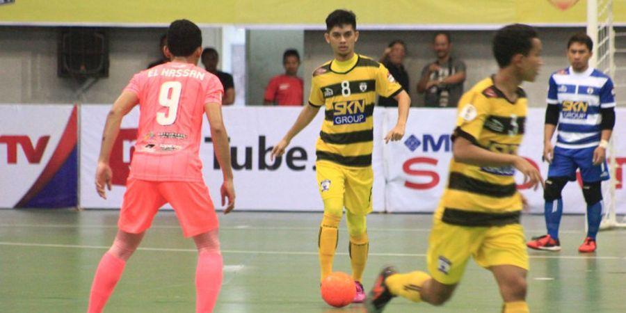 Pro Futsal League 2018 - Langkah Berat SKN Kebumen ke Final Four