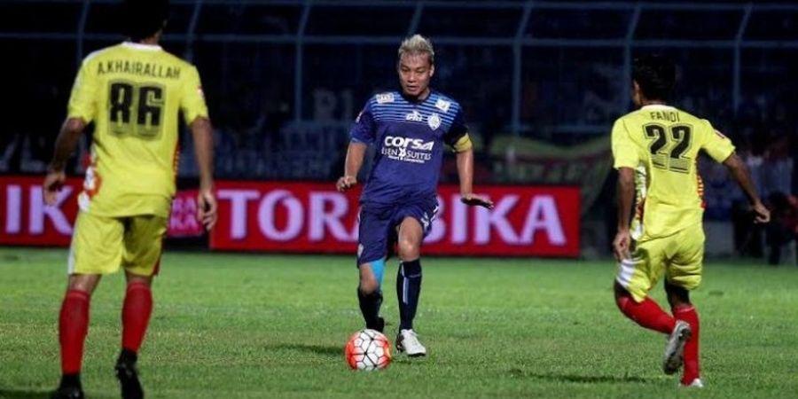 Pesan Bos Borneo FC untuk Hamka Hamzah yang Resmi Gabung Arema FC