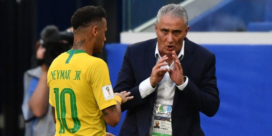 Tite Anggap Brasil Sudah Sembuhkan Luka Piala Dunia 2018