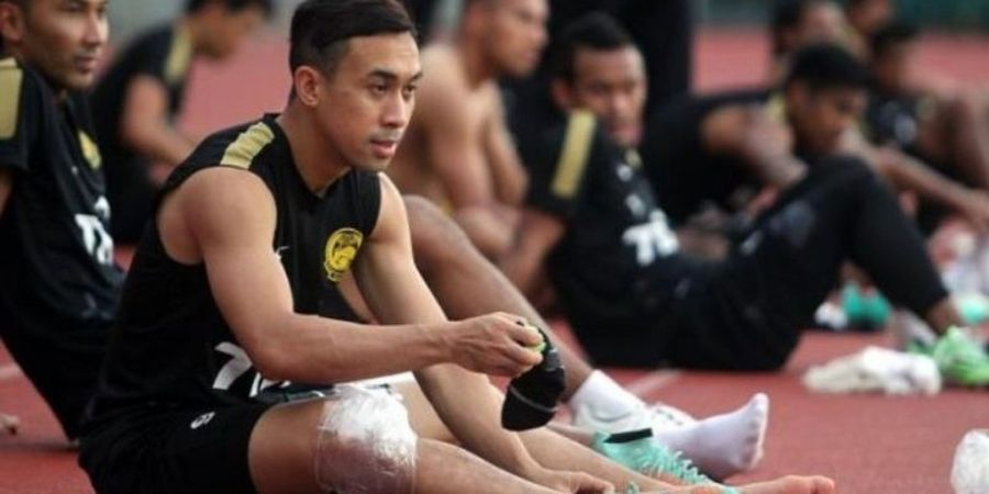 Sesumbar Penyerang Malaysia saat Hadapi Timnas Indonesia