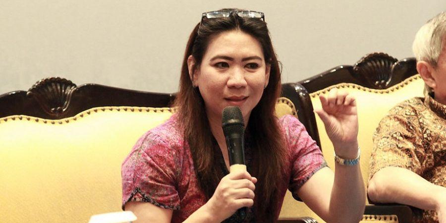 Susy Susanti: Tidak Ada target Muluk untuk Kejuaraan Asia 2019