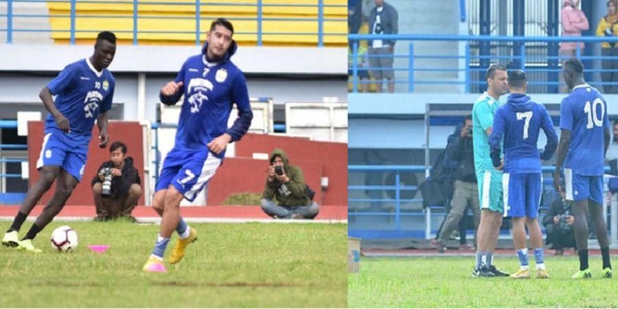 Langsung Menyatu, Dua Mesin Gol Persib Kini Mengancam Persija di Liga 1