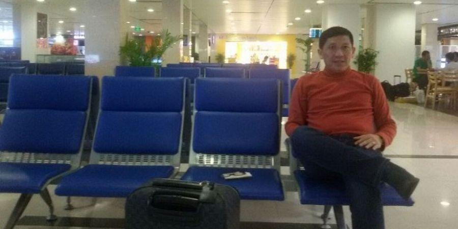 Ferry Paulus Ungkap Penyebab Gede Widiade Mundur dari Persija Jakarta