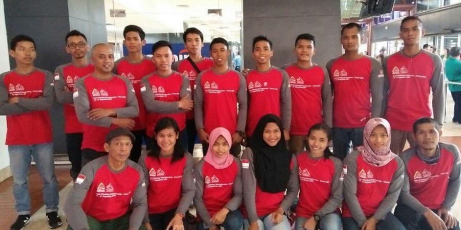 21 Atlet Panjat Tebing Indonesia Ikuti Kejuaraan Asia di Iran