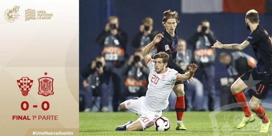 Barcelona Empat Pekan Tanpa Pemain Serba-bisa