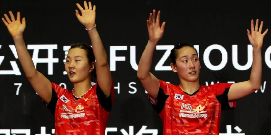 Lee/Shin Capai Final Keempat BWF World Tour Finals Secara Beruntun