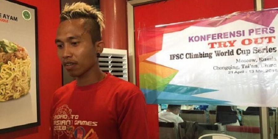 Climbing World Cup Bakal Jadi Ajang Aksi si Raja Panjat Tebing
