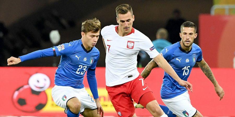 Hasil Lengkap UEFA Nations League - Italia Selamat, Rusia Nyaris Promosi