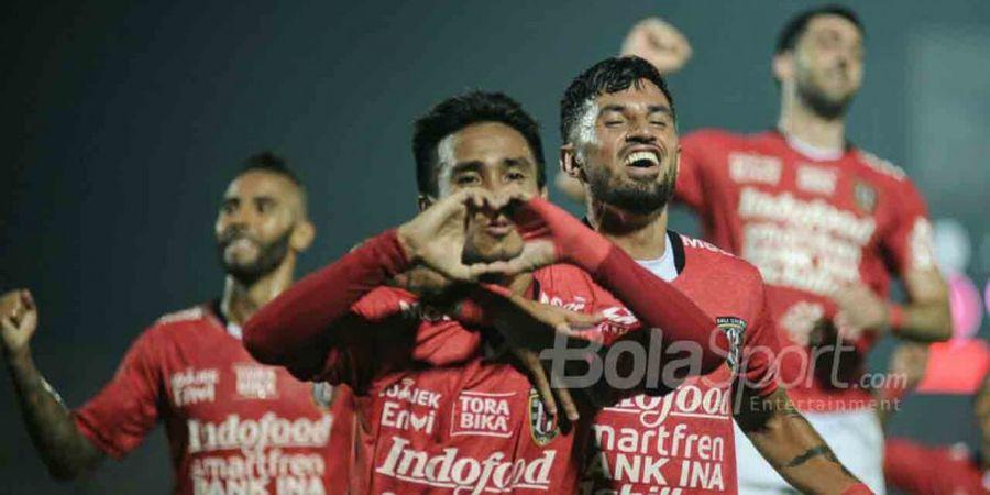 Harapan Gelandang Bali United Muhammad Taufiq untuk Pemilu 2019