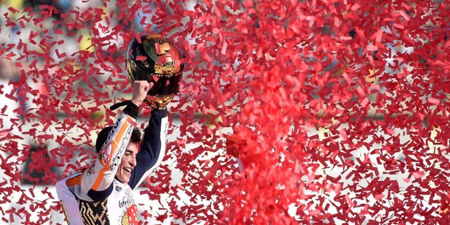 Ketika Marquez Kenang Penyelamatan Fantastisnya di Valencia