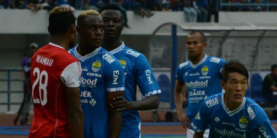 Rumor Transfer Persib - Mencari Sosok Second Striker Eks Timnas Korsel