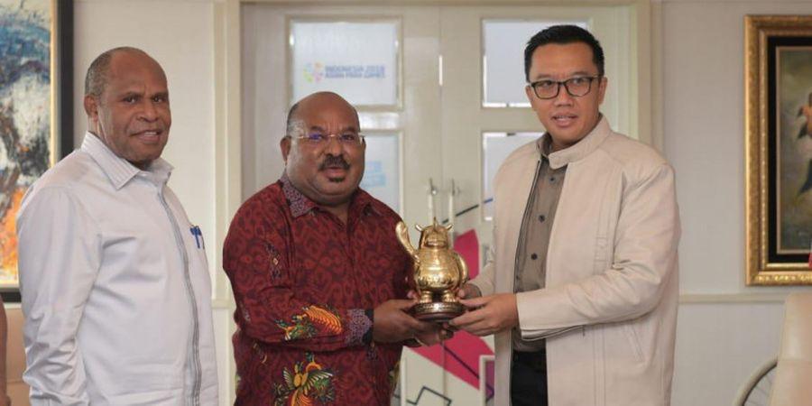 PON 2020 di Papua Akan Pakai Peralatan Olahraga Asian Games 2018