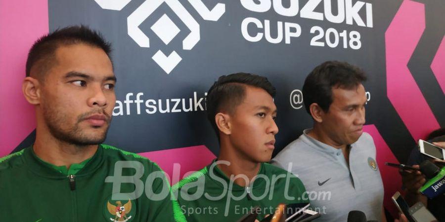 Link Live Streaming Laga Perdana Timnas Indonesia Vs Timnas Singapura di Piala AFF 2018
