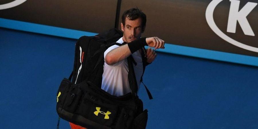 Kembali Jalani Operasi, Andy Murray Mundur dari Brisbane International