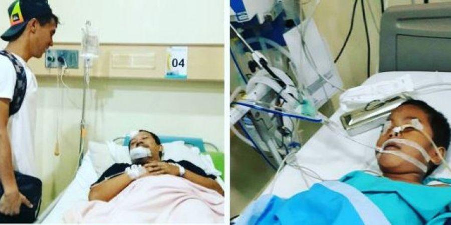 Solidaritas Pemain Bhayangkara FC ke Suporter Arema FC yang Alami Kecelakaan Layak Dicontoh