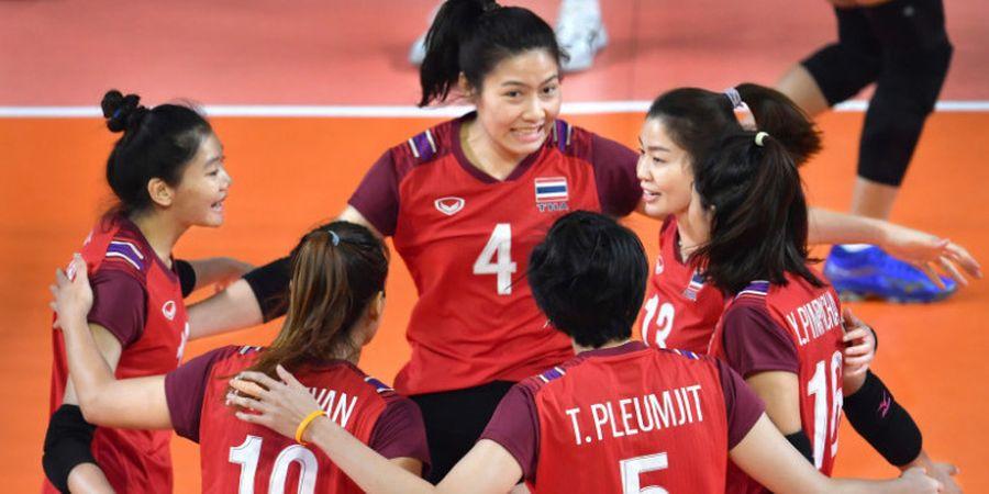 PBVSI Diminta Meniru Thailand dalam Membina Atlet Voli Nasional