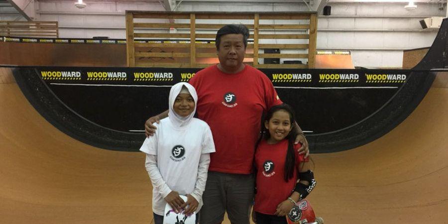 Inilah Dua Atlet Termuda Indonesia Cabor Skateboard yang Mentas Pada Ajang Asian Game 2018