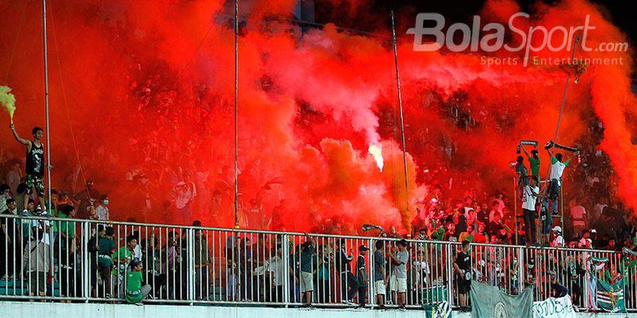 BCS Rilis Imbauan Jelang Laga PSS Kontra Arema FC di Liga 1 2019