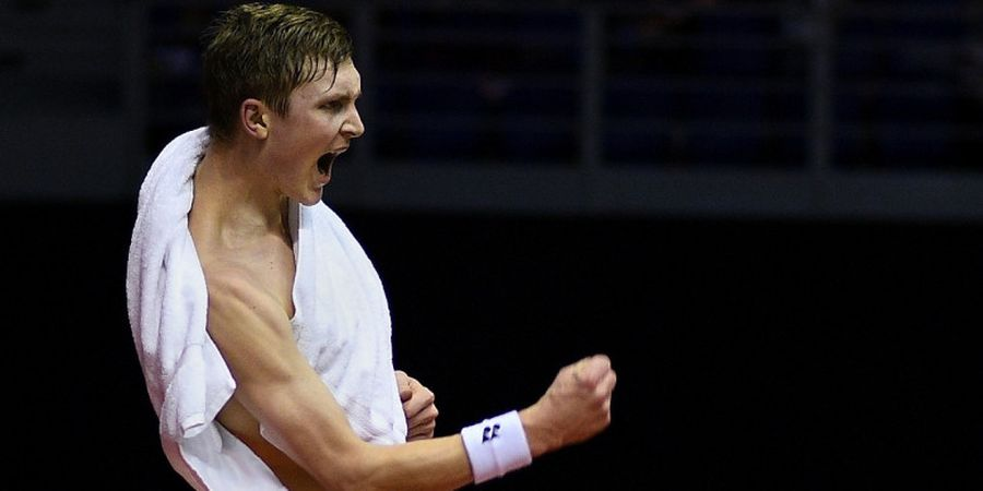 Viktor Axelsen Sudah Mulai Berlatih Lagi Selama 60 Menit