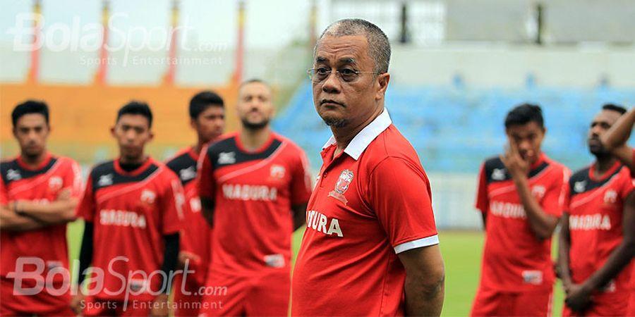 Sosok Pemain Naturalisasi Indonesia Ini Ikut Berlatih dengan Skuat Madura United