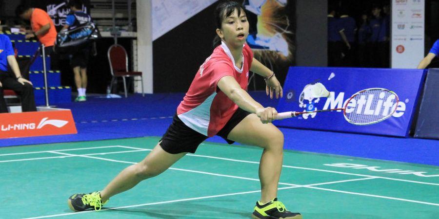Hasil New Zealand Open 2019 - 2 Tunggal Putri Indonesia Langsung Tersingkir