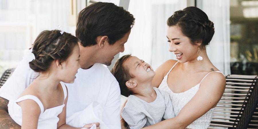 Jennifer Bachdim Rayakan Imlek bersama Keluarga, Anak Bungsu Irfan Bachdim Menyedot Perhatian Netizen