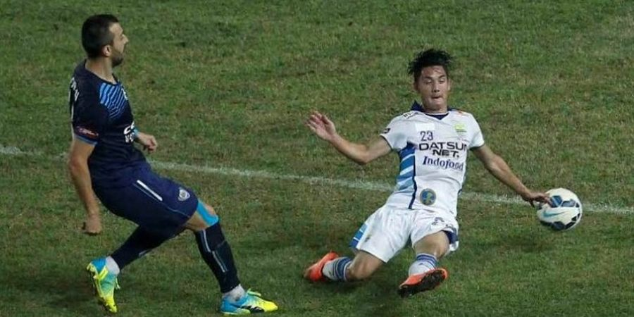 Liga 1 2019 – Persib Vs Bali United, Kim Kurniawan Bawa Tamu Unggul
