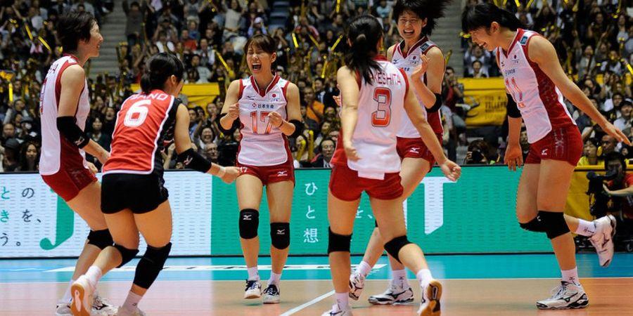Nasib 2 Wakil Asia di Kejuaraan Dunia Bola Voli Putri 2018
