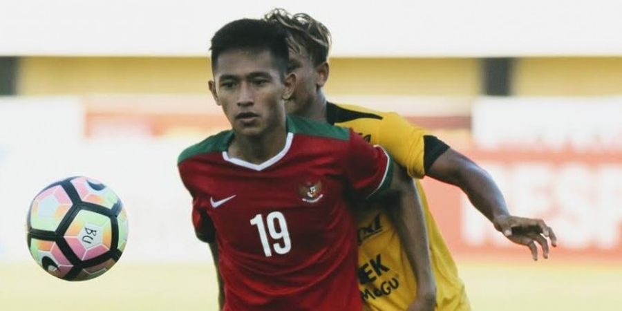 Unggul Dulu, Timnas U-19 Indonesia Gagal Menang