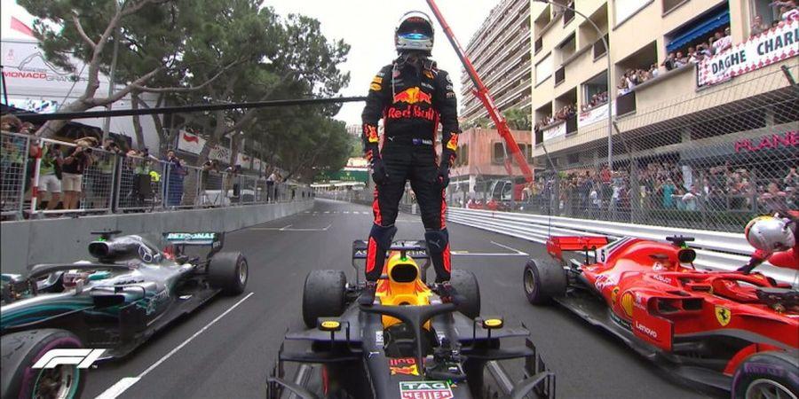 Daniel Ricciardo Bakal Dibayar Uang Sebesar Rp 282 Miliar oleh McLaren