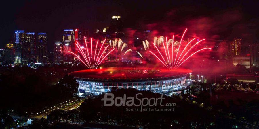 Kesuksesan Opening Ceremony Asian Games 2018 Diharapkan Dapat Beri Energi Positif untuk Indonesia