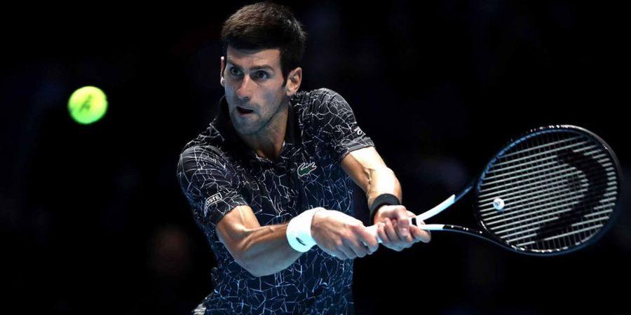 Novak Djokovic Melaju ke Babak Kedua Australian Open 2019