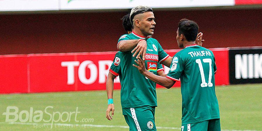 Lepas dari PSS Sleman, Cristian Gonzales Diminati Dua Klub