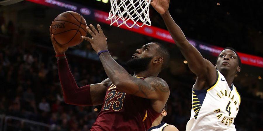 Kembali Tampil Buruk, Cavaliers Telan Kekalahan Ke-4 Beruntun