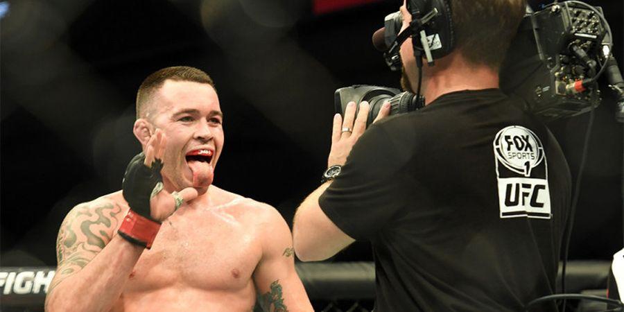 Covington Ungkap Perbedaan Kesejahteraan Petarung UFC dengan WWE