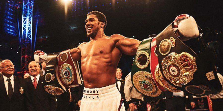 Promotor Tyson Fury Ingin Tampar Bos Anthony Joshua Karena Terlalu Banyak Bicara