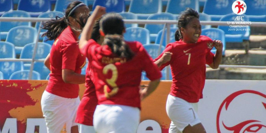 Timnas Putri U-16 Indonesia Dikalahkan Australia dengan Skor Telak