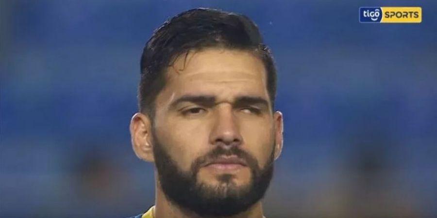 VIDEO - Pemain Liga Paraguay Cetak Gol Spektakuler meski Matanya Buta Sebelah