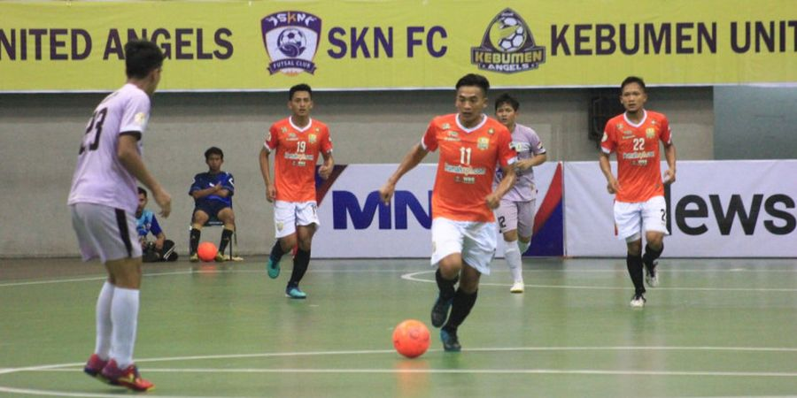Pro Futsal League 2018 - Petik Kemenangan, My Futsal Cosmo Fokus Bertahan di Kasta Tertinggi