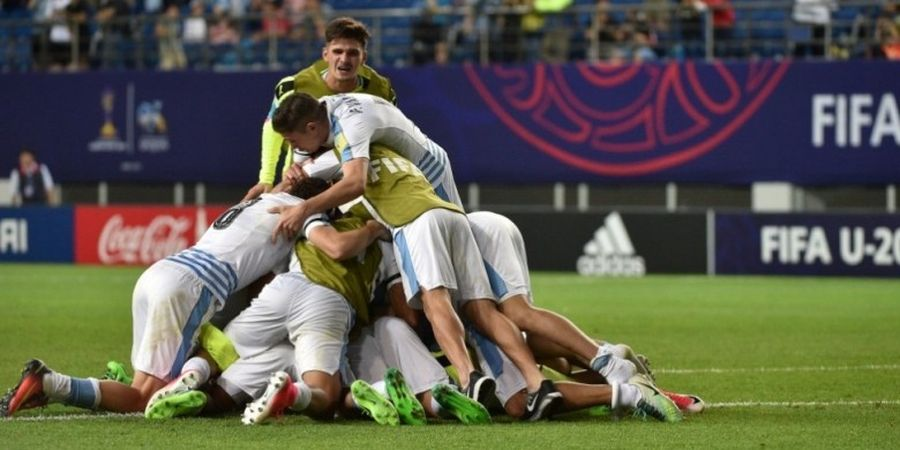 Hasil Piala Dunia U-20, Uruguay dan Venezuela ke Semifinal